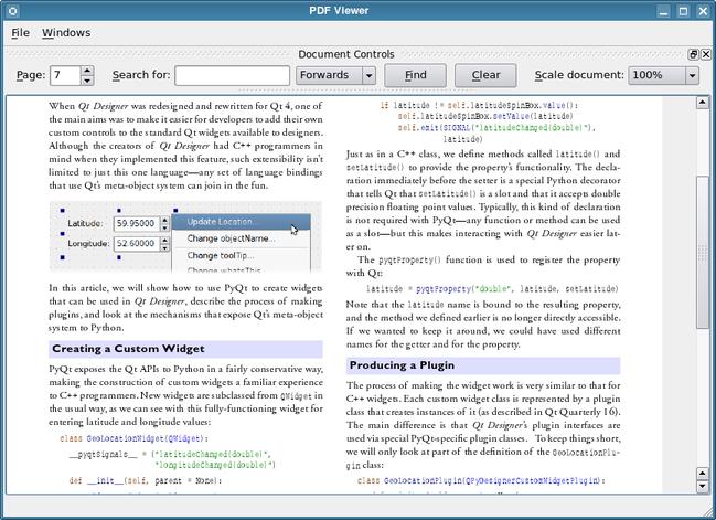 transformer un document en pdf sur mac